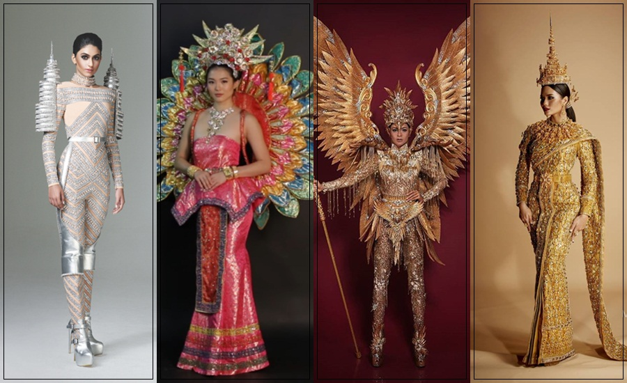 See the beautiful Southeast Asian national costumes for Miss Universe 2016!