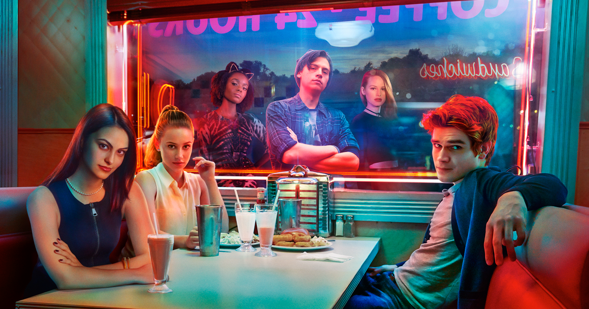"""""""Riverdale"""" reveals characters posters for Archie and friends"""