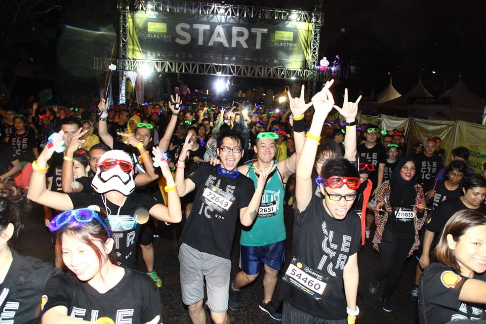 Electric Run is back with an all new concept!