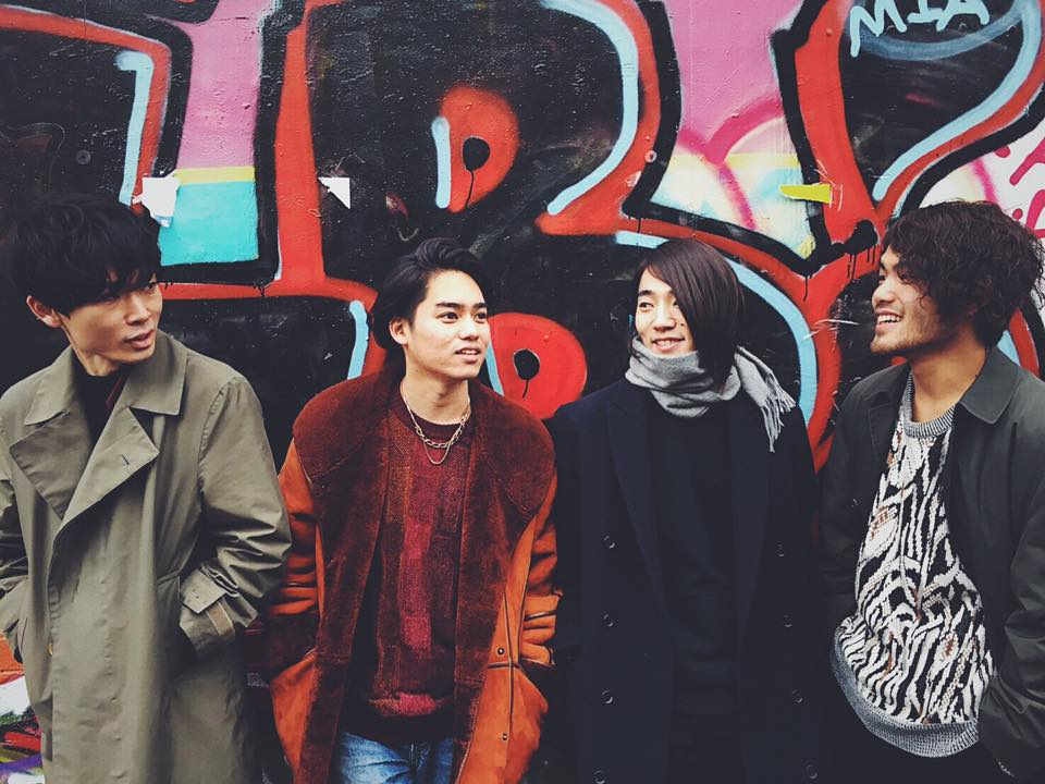 Japanese dream pop band The fin. to stage shows in Malaysia and Singapore