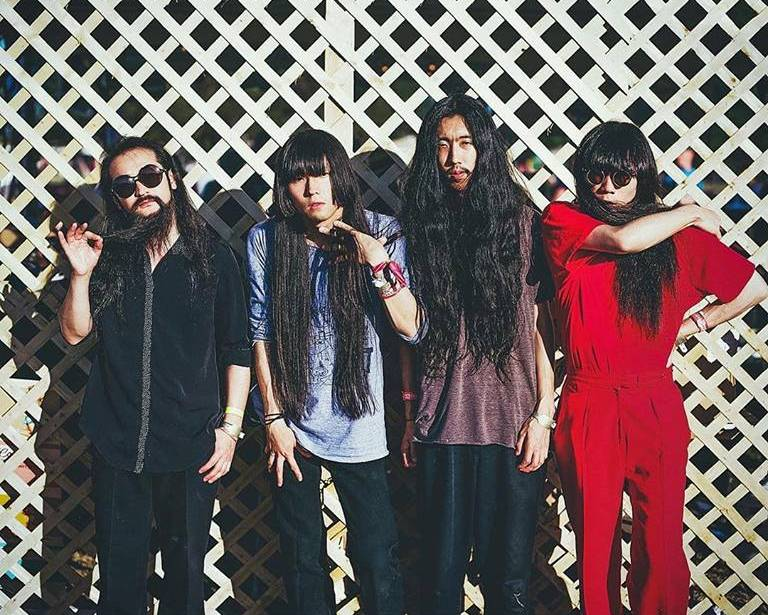 Japanese noise rock band Bo Ningen to debut first show in Malaysia