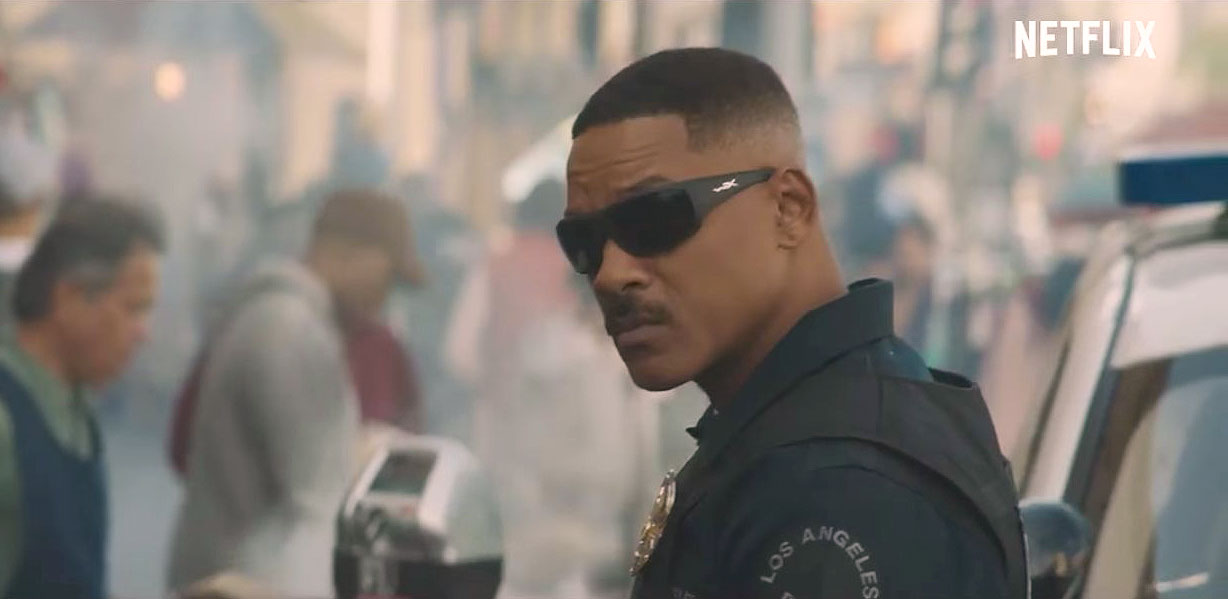"""""""Bright"""" teaser features orcs, elves and Will Smith!"""
