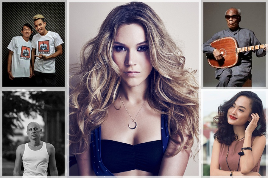 Chubmet Music Festival presents Joss Stone and more