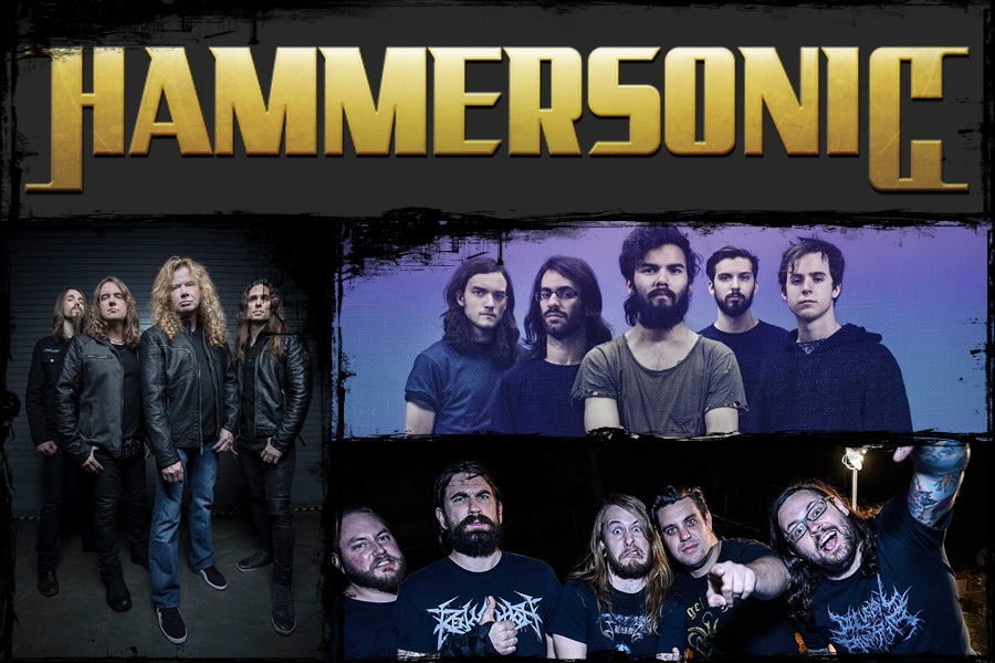 Hammersonic 2017 presents Megadeth, Massacre Conspiracy, Revenge the Fate and more