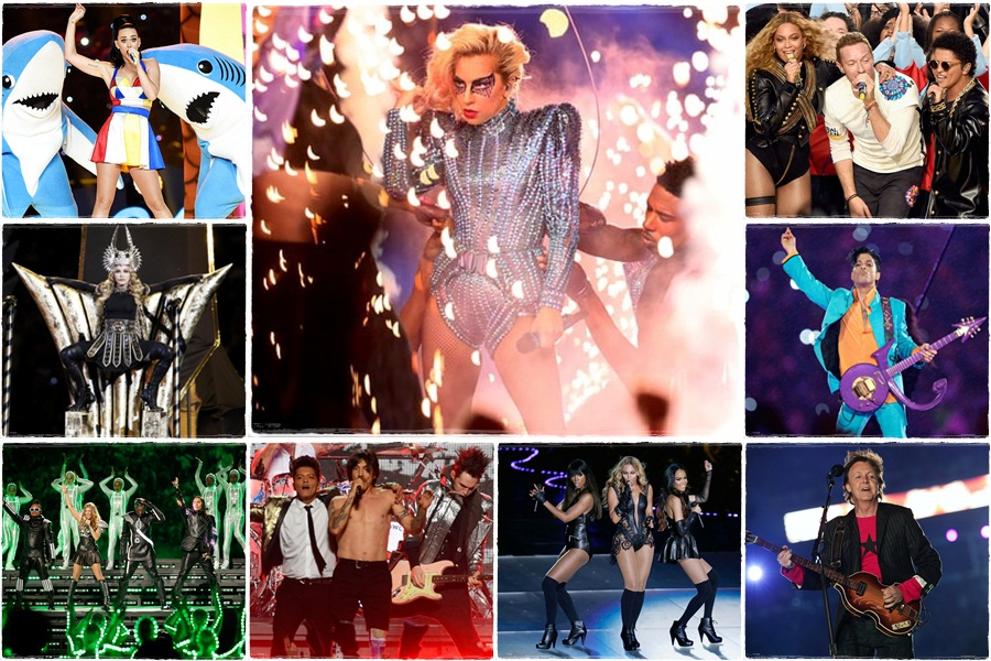 Lady Gaga and all the Super Bowl performances of the past 15 years!
