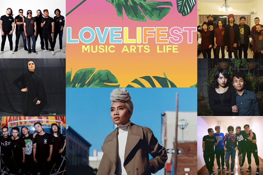 Join Yuna and friends at Love Life Fest 2017