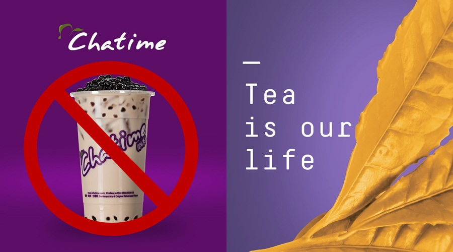 Chatime Malaysia is now known as 'Tea Is Our Life'
