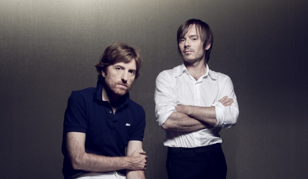 Electronica duo AIR arrives in Singapore this May