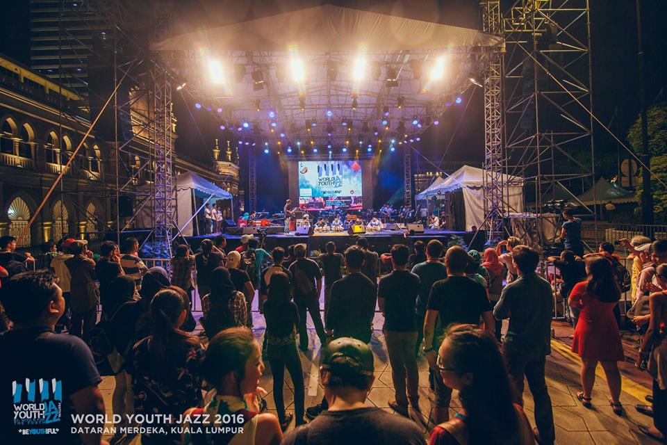 The World Youth Jazz Festival is back!