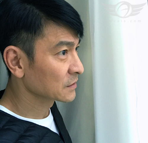 Andy Lau updates fans with latest rehab development