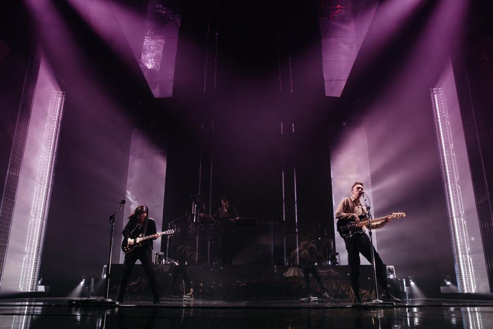 The xx are coming back to Singapore