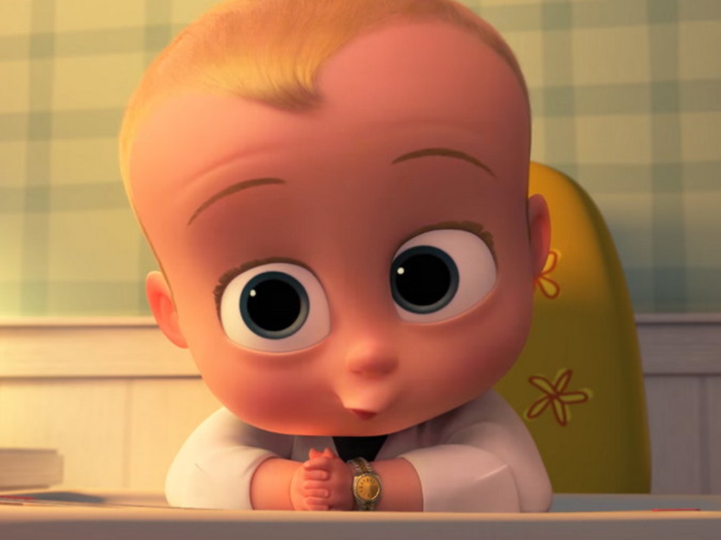 The 5 best animated babies