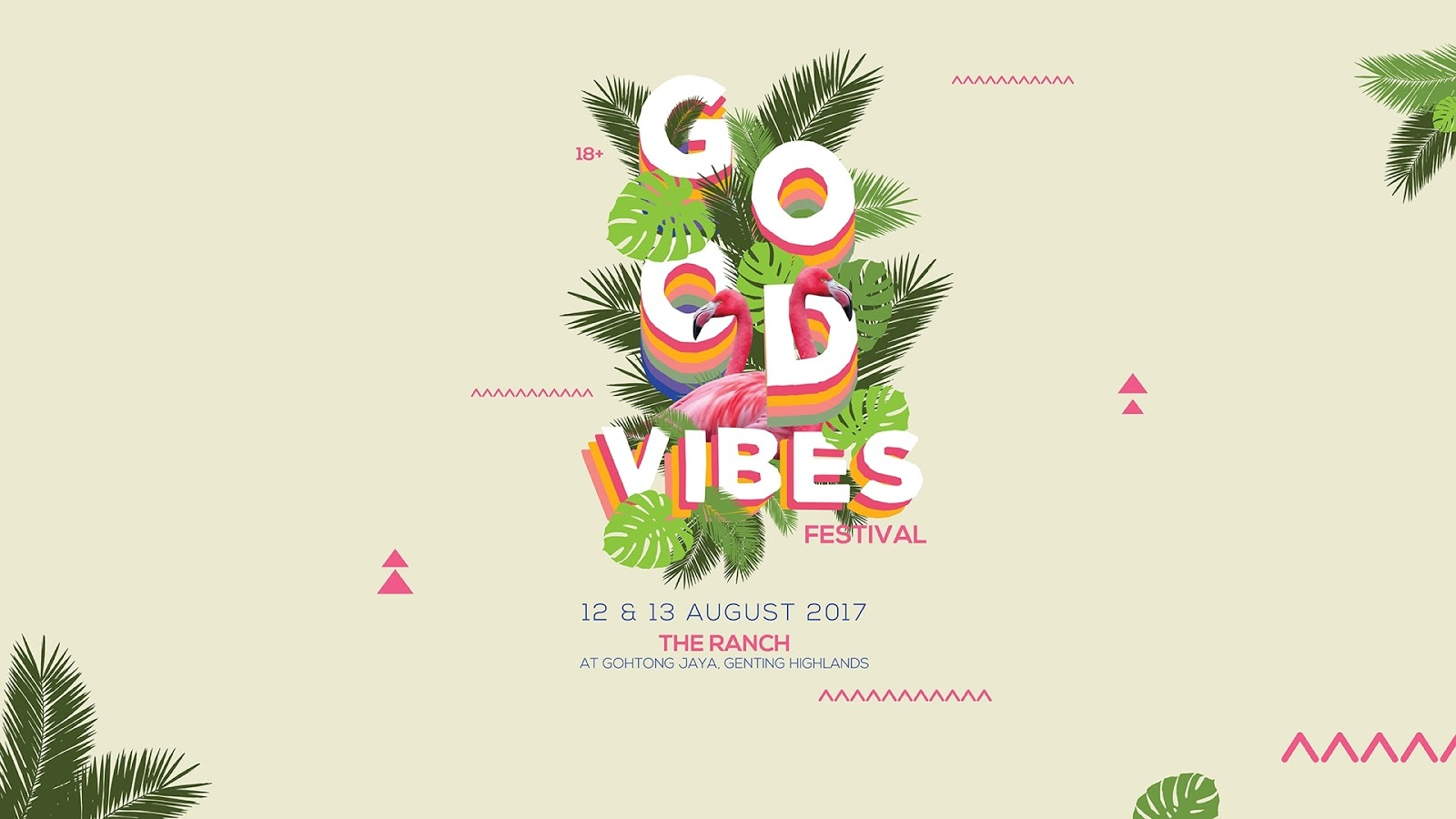 Good Vibes Festival returns to The Ranch in August