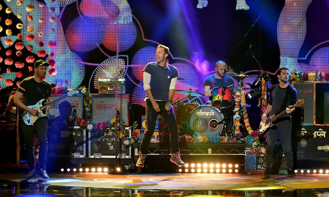 coldplay tour