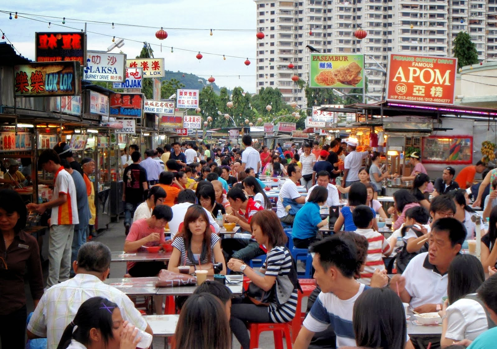 Enjoy the past, present and future of Penang food at PIFF
