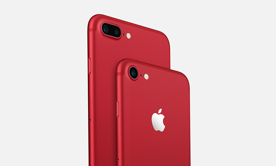 Apple introduces new red-coloured iPhone 7 and 7 Plus
