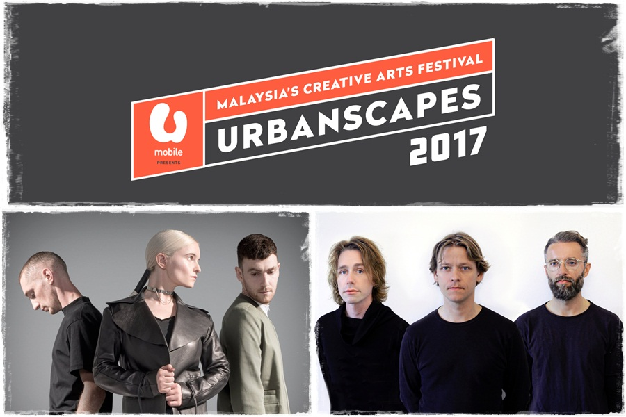 Urbanscapes 2017 lineup: Clean Bandit, Mew and more