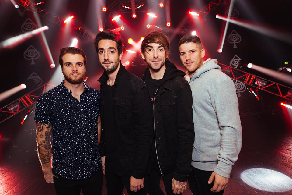 """All Time Low adds Singapore to """"Young Renegades Tour"""""""