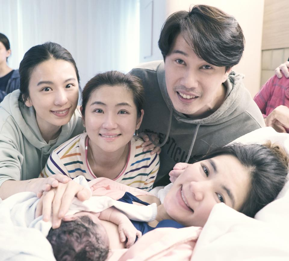Ella Chen shares experience of first childbirth