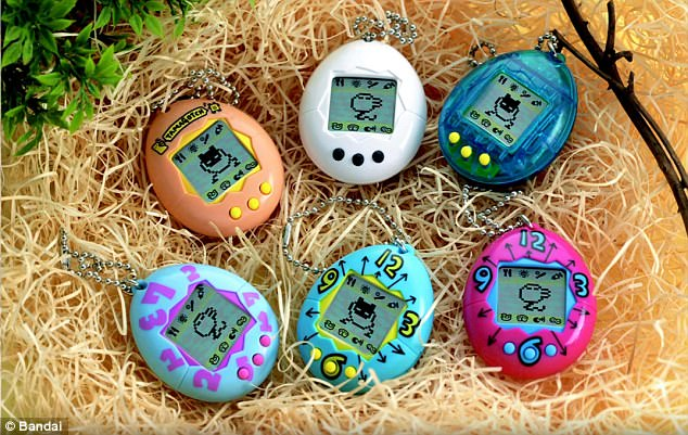 Tamagotchi and other awesome 90s toys that we miss!