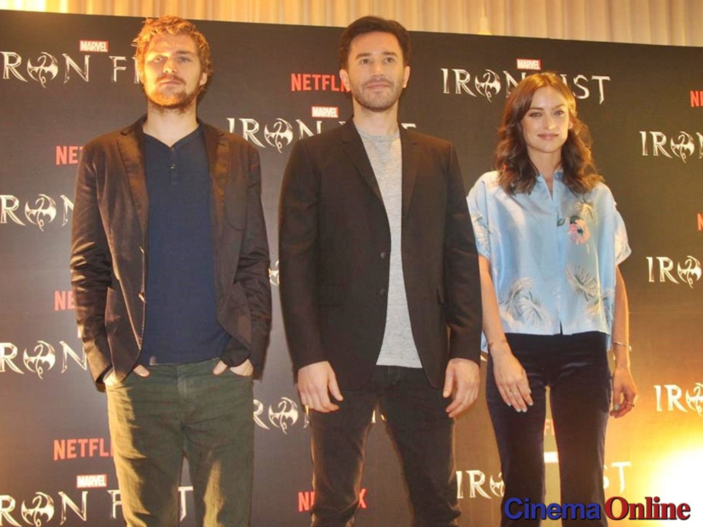 """10 things we learned from the cast of """"Iron Fist"""""""