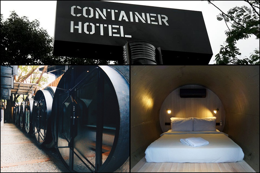 Container2BHotel