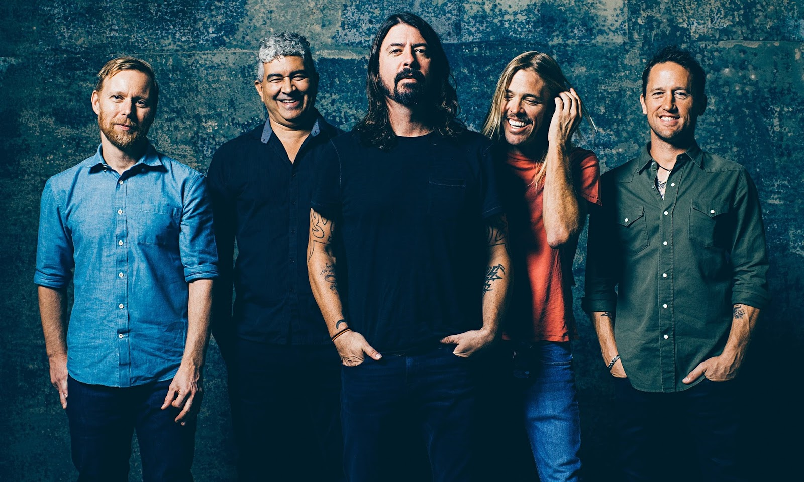 Update: Foo Fighters unveils date for Bangkok show