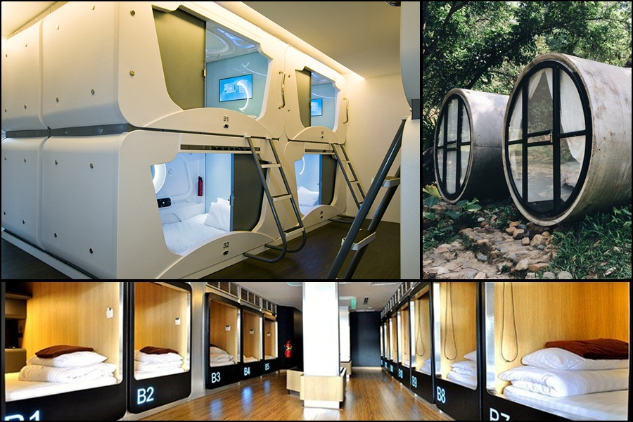 23 cool capsule hotels to stay in Southeast Asia