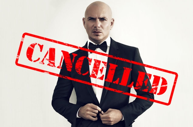 Update: Pitbull's concerts in Malaysia and Indonesia are cancelled