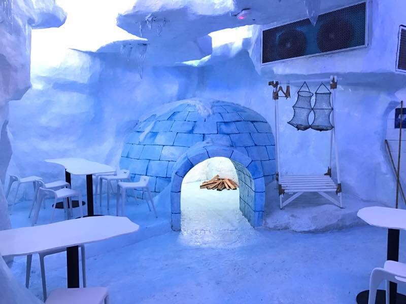 """Penang new ice-themed café takes the word """"chill"""" to a whole new level"""