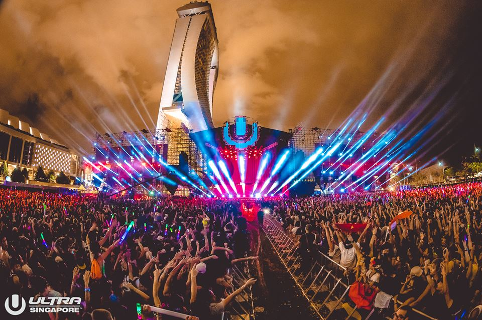 Ultra Singapore reveals second phase line-up