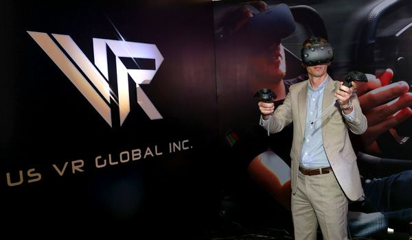 Asia's first VR theme park to open its doors early next year