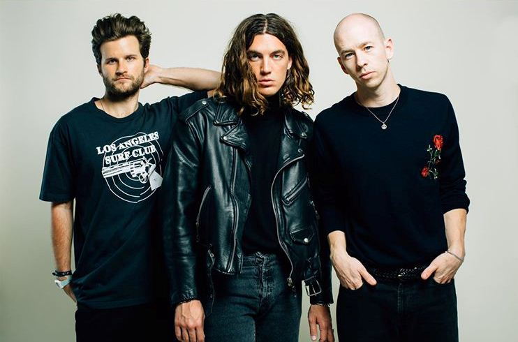 Alt trio LANY debut shows in Singapore and Bangkok