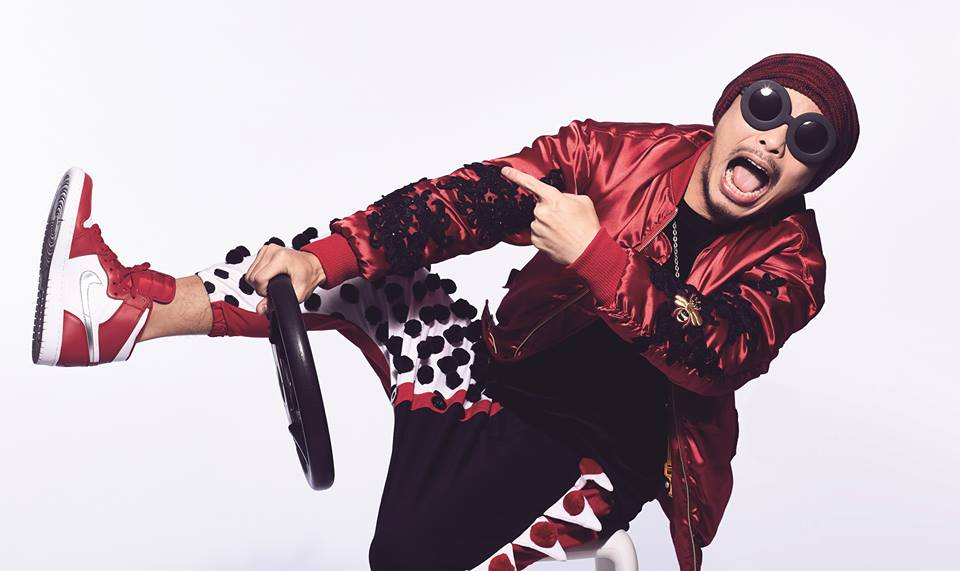 Namewee nominated for GMA's Best Male Singer
