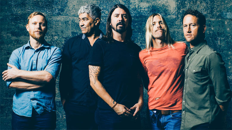 Foo Fighters adds Singapore to upcoming global tour