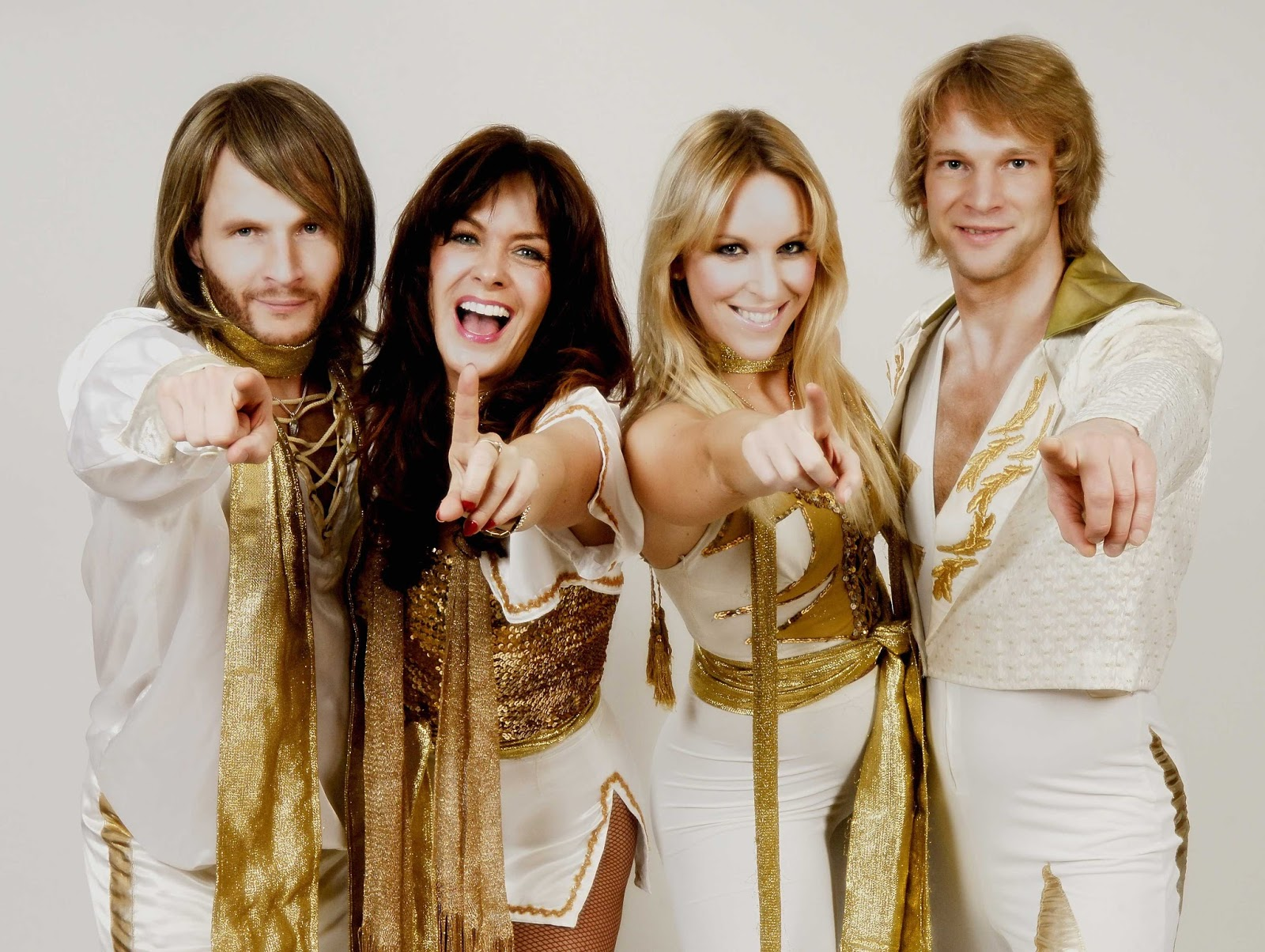 Arrival Abba Tribute Band