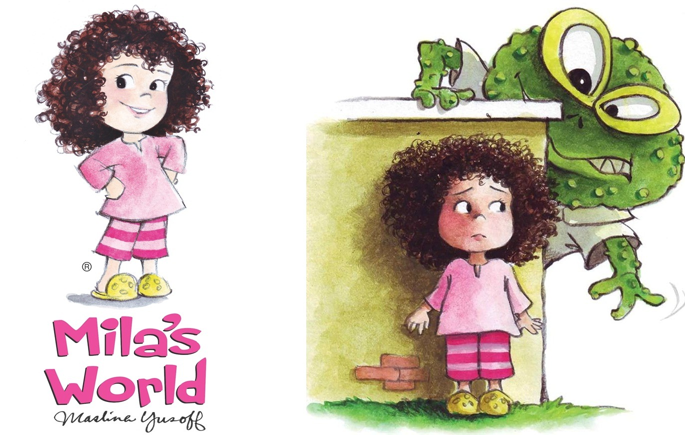 Malaysian author to adapt her book into animation series
