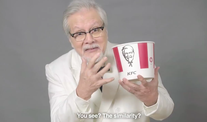 KFC Philippines is in search of its first Colonel Sanders