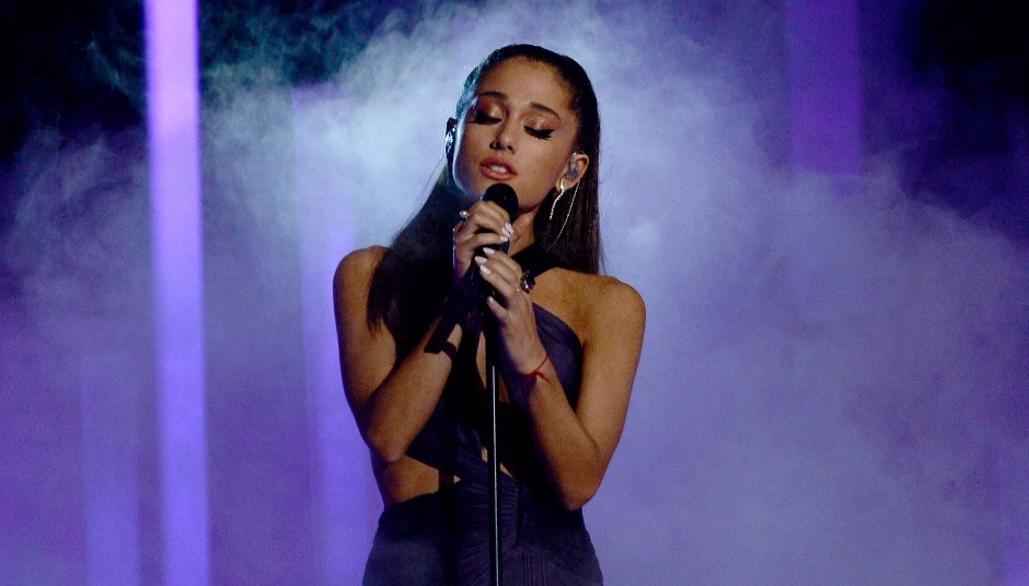 Ariana Grande to hold a charity concert for Manchester victims