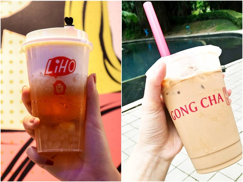 No more Gong Cha in Singapore, replaced with local brand LiHo