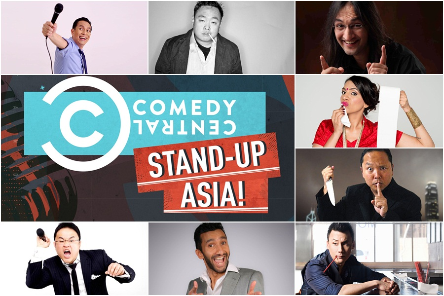 """""""Comedy Central Stand-Up, Asia!"""" returns for second season"""