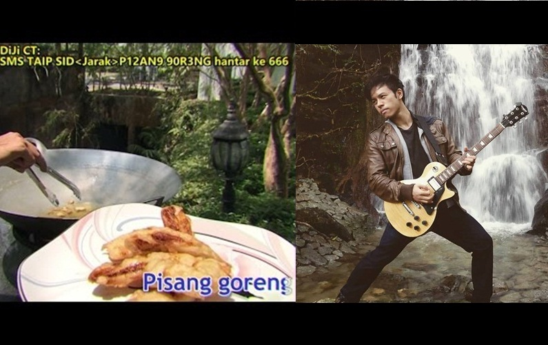 Sid Murshid shows his love for pisang goreng via 90s style song