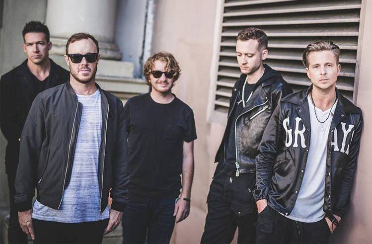 One Republic to debut first concert in Bangkok
