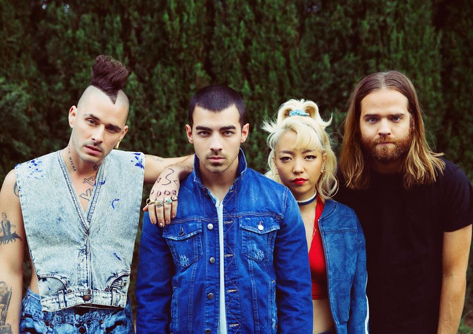 DNCE brings their upcoming tour to Singapore and Thailand