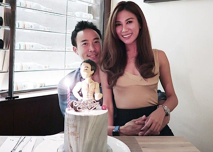 """Allan Wu dating Malaysian beauty queen and """"Amazing Race"""" contestant?"""
