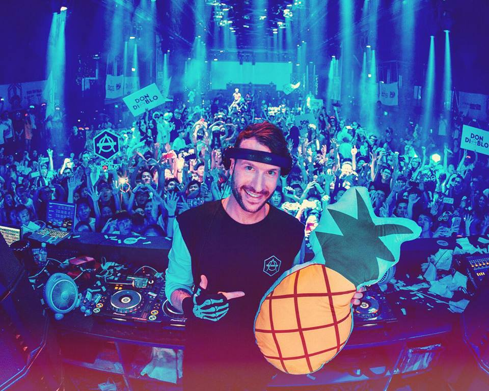 Don Diablo withdraws himself from all Ultra Music festivals