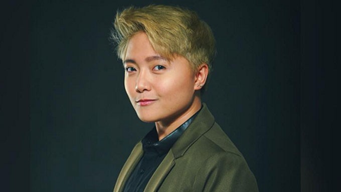 Filipino singer Charice is now known as Jake Zyrus