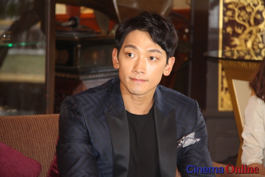 "Rain's new biopic ""Uhm Bok-dong"" is halfway done"
