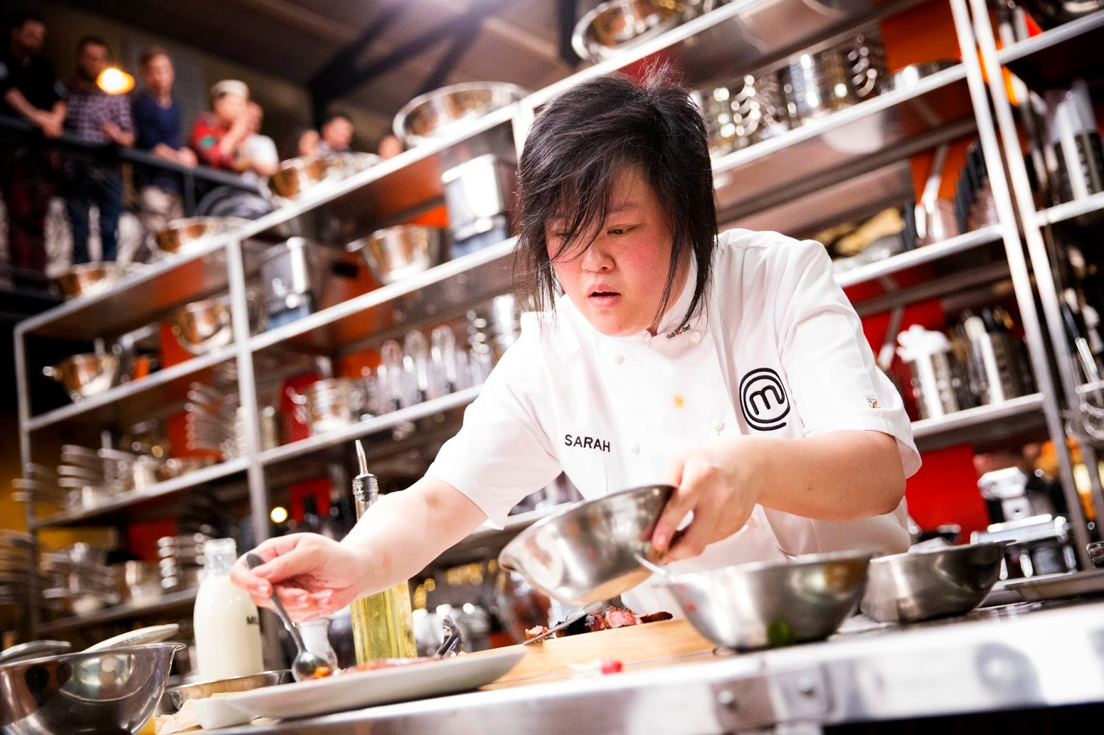 """Malaysian chef Sarah Tiong shares her experience on """"MasterChef"""""""