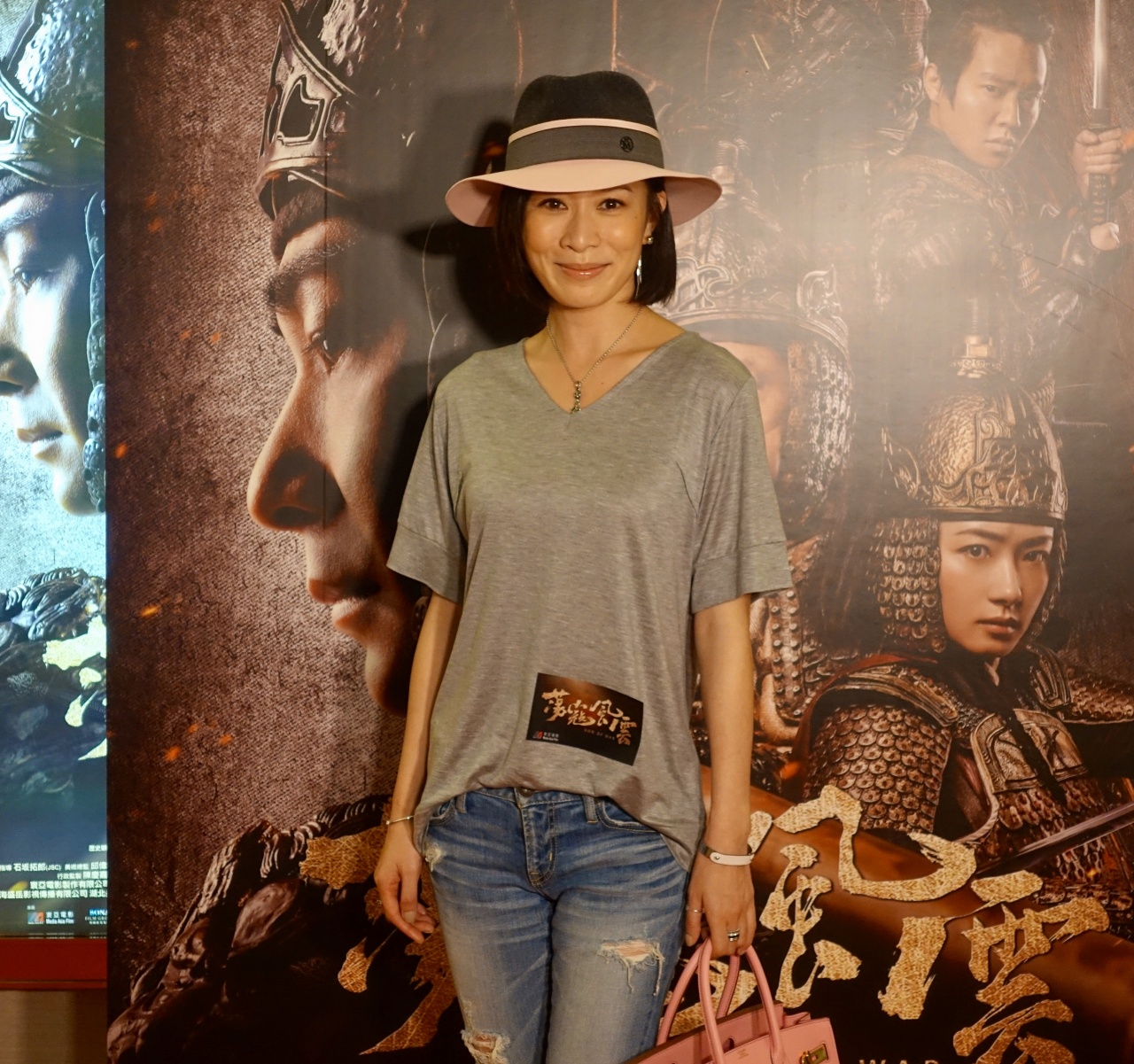 Charmaine Sheh to travel to Malaysia for new movie